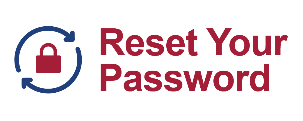Reset your Password button